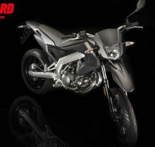 aprilia SX 50 Carbon look