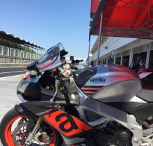 aprilia V4 race days - mit Trackattack am Hungaroring