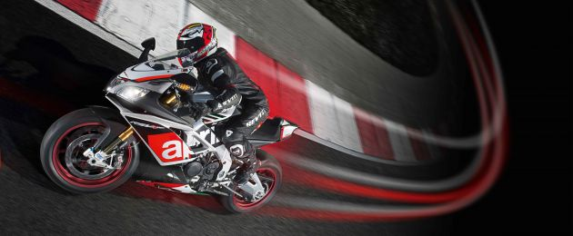 aprilia RSV4 RF Sonderedition